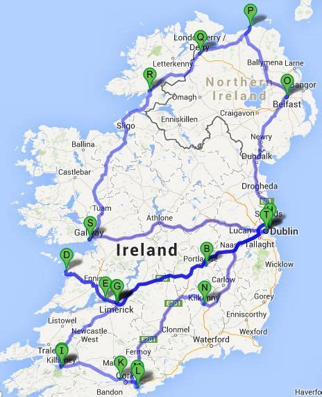 printable route planner ireland best 25 road trip planner ideas on pinterest rv trip
