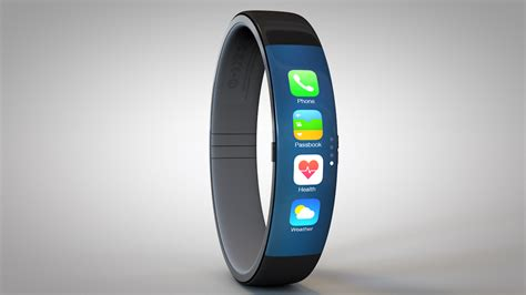 iwatch layout on iphone iwatch concept todd hamilton