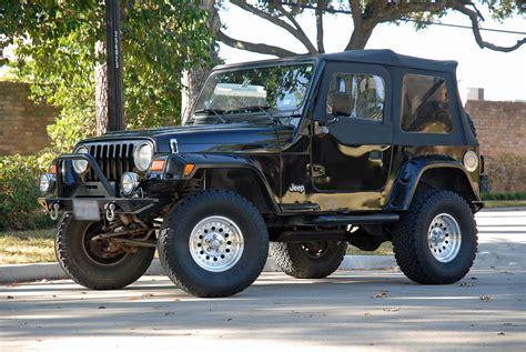 1997 Jeep Wrangler Sport 1997 Jeep Wrangler Pictures Cargurus