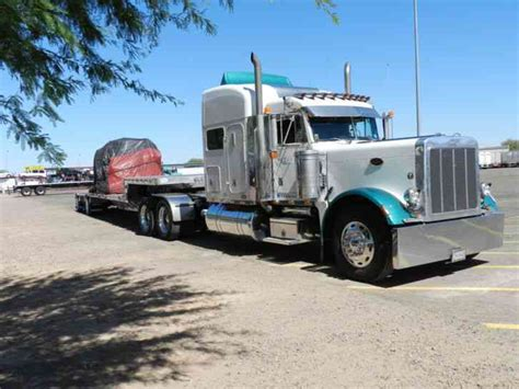 Peterbilt Sleeper Options by Peterbilt 379 2000 Sleeper Semi Trucks