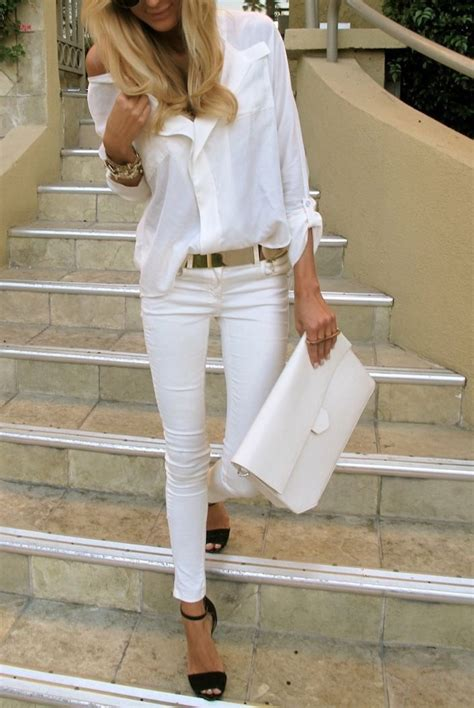 To Trendy White trendy summer work for 2018 fashiongum