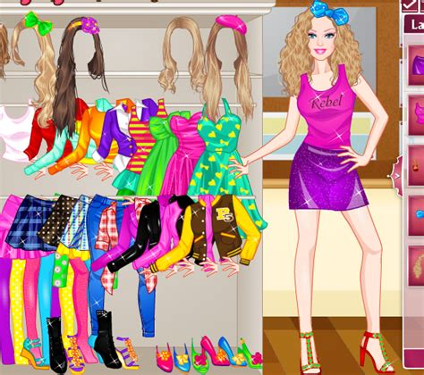 barbie games hairstyles and dress up barbie dress up and hairstyle games