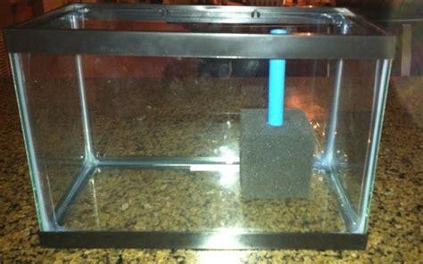 diy filter sponges my aquarium club