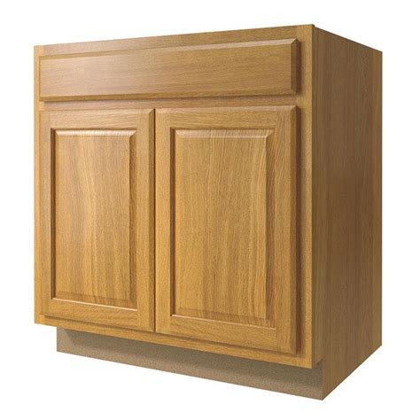 Kitchen Base Cabinets Finished Shop Kitchen Classics Portland 33 In W X 35 In H X 23 75