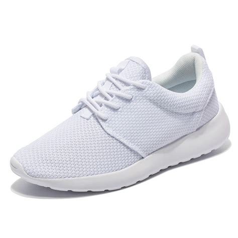 comfortable white sneakers classic unisex sneakers comfortable soft running shoes for