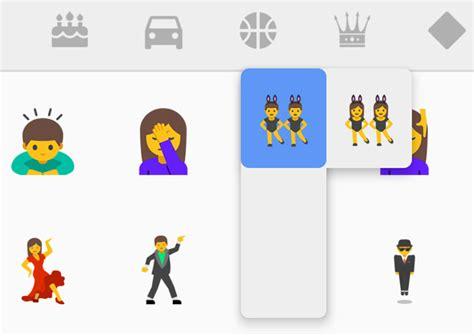 emoji android nougat dit zijn alle nieuwe emoji in android 7 1 nougat