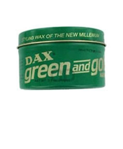 Pomade Dax Green And Gold imperial dax dax dax green and gold hair wax pakcosmetics
