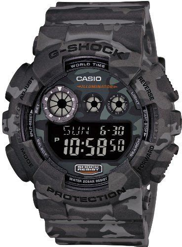 Casio G Shock Camouflage Series 2014 Gd 120cm 4dr Limited Edition mens casio watches g shock camouflage series gd 120cm 8jr japan 2014 http www dp