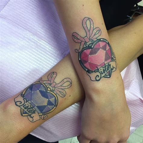 matching sister tattoos designs ideas chhory