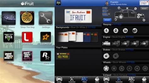 ifruit app grand theft auto v zeroping