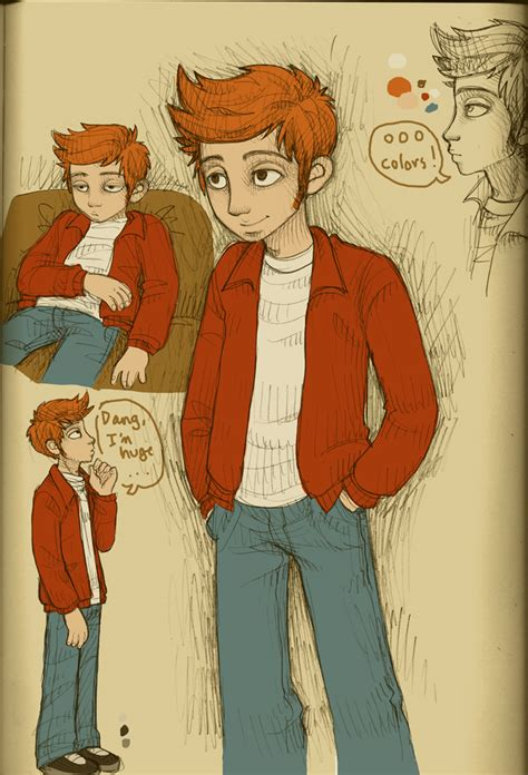 how to do philip j fry hairstyle philip j fry by mutsy on deviantart