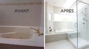 avant apr 232 s transformer une salle de bains quelconque