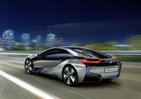 concept bmw i8 bmw i8 concept unveiled gallery and videos autoevolution