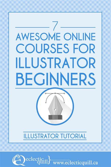 tutorial illustrator for beginners 25 best ideas about learn illustrator on pinterest