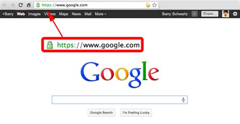 Https Search Changes Default Search Experience To Ssl Hurting Marketers