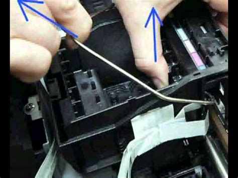 epson p50, t50 printhead remove how to make it yourself