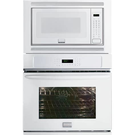 Does Kmart Take Sears Gift Cards - frigidaire fgmc2765kw 27 quot convection wall oven w microwave