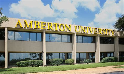 Amberton Mba by Phillips Media Source Phillips Media Source