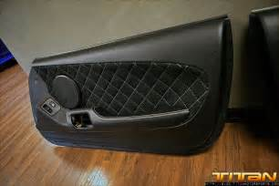 door upholstery