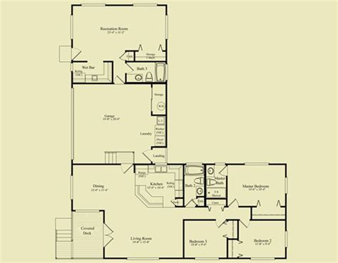 l shaped 4 bedroom house plans 25 best images about bayer built milling and doors on