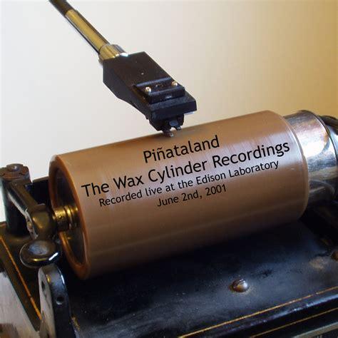 wax cylinder the wax cylinder recordings pi 241 ataland