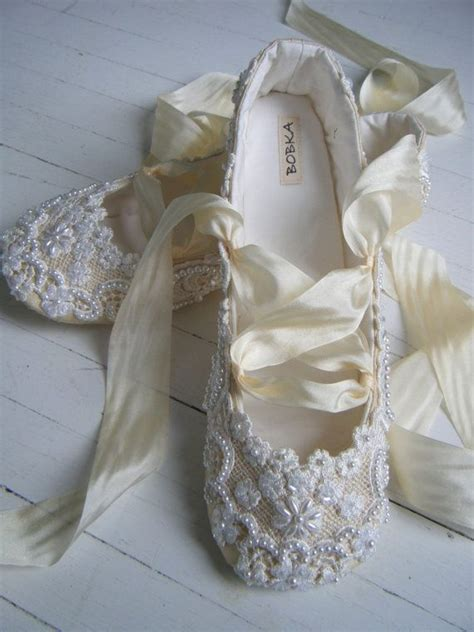 Ballet Wedding Shoes by Pin By Chary Giles Aldana On Du Blanc