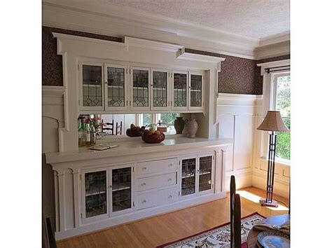 dining room built ins irvington home dining rooms bungalow homes and bungalows