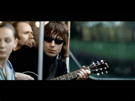 Who Let Et Out Of The House by Oasis Go Let It Out Hd