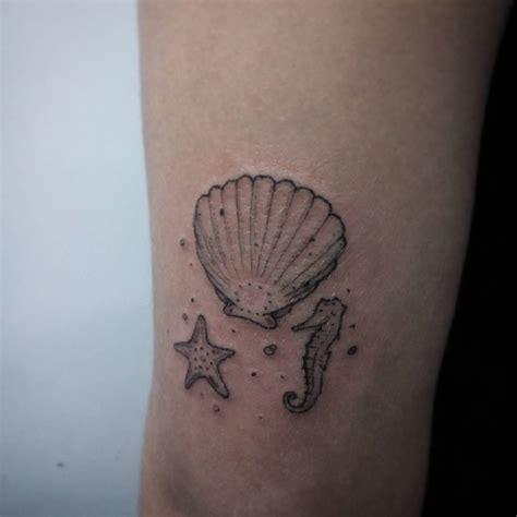 25 tatuajes peque 241 os y bonitos para que aman el mar