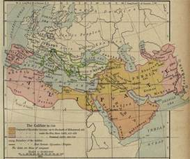 history map middle east historical maps perry casta 241 eda map