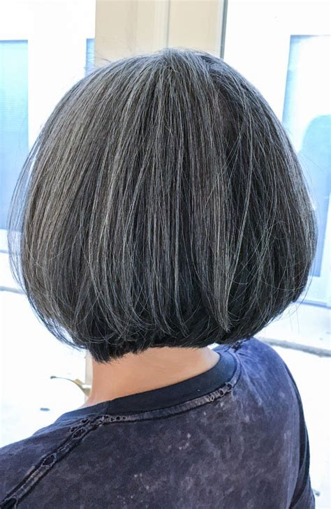 why are grey hairs harder to cut 91 best images about growing out my gray hair on pinterest