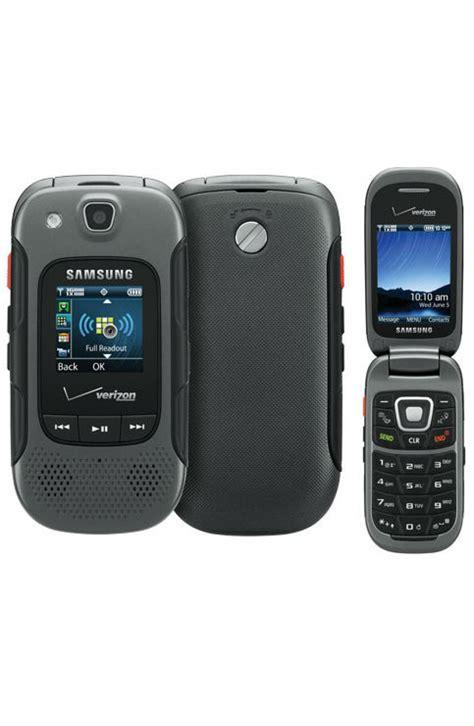 Best Rugged Flip Phone by Samsung U680 Convoy 3 Verizon Flip Cell Phone Rugged