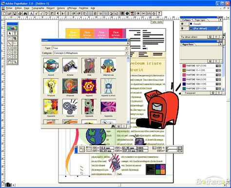 layout buku dengan adobe pagemaker download free adobe pagemaker adobe pagemaker 7 0 download