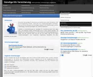 G Nstige Kfz Versicherung Online by Guenstige Kfz Versicherung Net G 252 Nstige Kfz Versicherung