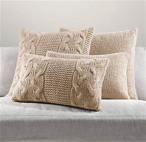 Restoration Hardware Throw Pillows by Pillows Throws Restoration Hardware Decorating Ideas