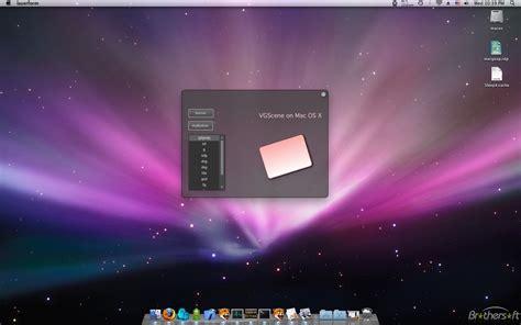 snapshot mac free vgscene for mac os x vgscene for mac os x 1 54