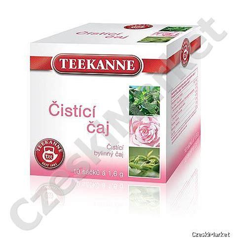 Teekanne Detox Tea by Teekanne Oczyszczająca Detox Czeski Market Sklep