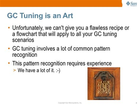 pattern recognition technologies inc gc tuning in the hotspot java vm a fisl 10 presentation