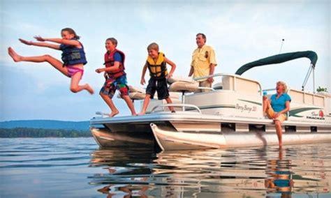 groupon boat rental lake allatoona up to 53 off boat rental at lake lanier or allatoona