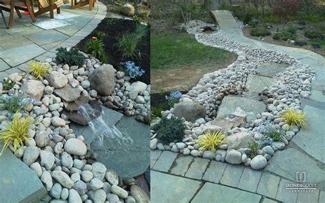 kaning buro landscape rock rochester ny landscape garden design