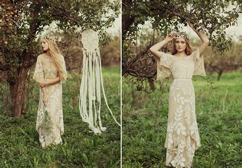 Bohemian Brautkleid by Rue De Seine Brautmodenkollektion Friedatheres