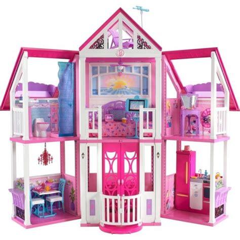 cheap barbie dream house barbie malibu dreamhouse barbie collectibles