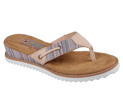 Sandal Wedges Ym08 Hitam 42 buy skechers bobs desert bohemian bobs shoes only 42 00