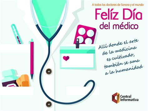 imagenes feliz dia del medico para facebook feliz d 237 a del m 233 dico central informativa tv