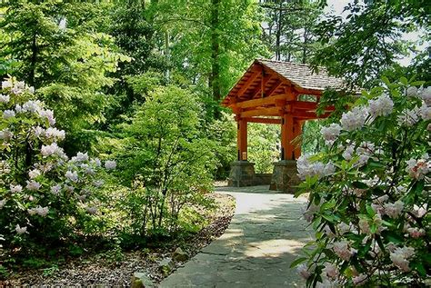 12 Secret Relaxing Nature Spots In North Carolina Unc Botanical Garden