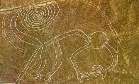 imagenes satelitales lineas de nazca misteriosas figuras en el valle de nazca per 250