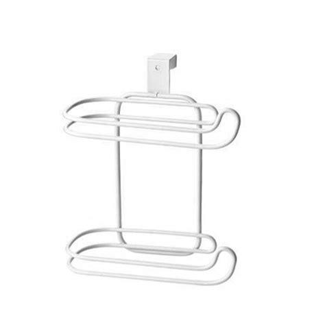 holder gantungan tisu toilet multifungsi model 2 slot white jakartanotebook