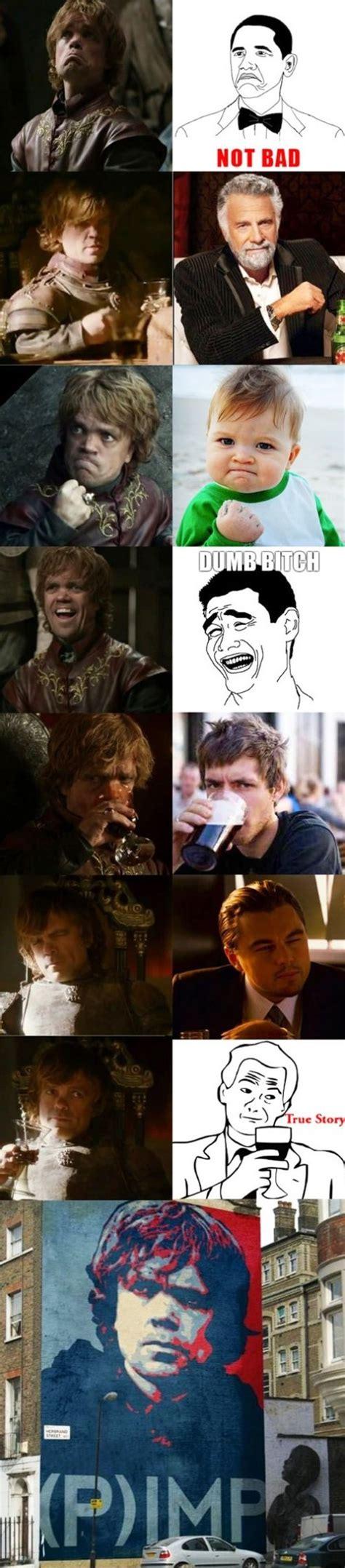 Tyrion Meme - tyrion lannister meme