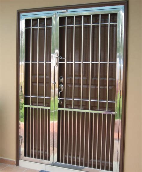 Door Grill by Door Grill Malaysia Enhance Security At Home