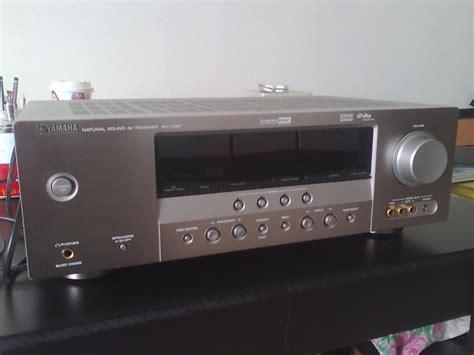 Yamaha Rx V361 Av Receiver Used Sold